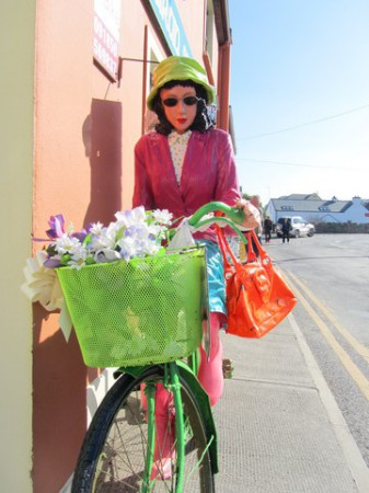 Delia - Doolin Rent-a-Bike