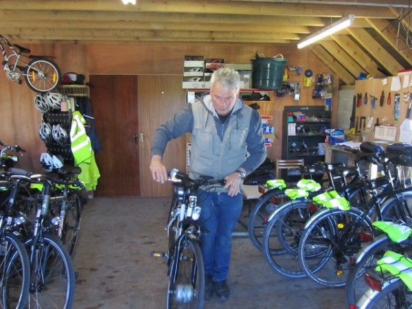 The Bike Shed - Doolin Rent a Bike