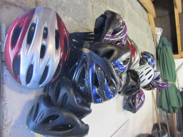 Helmets - Doolin Rent a Bike