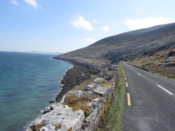 Burren Coast Road